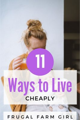 11 Practical Ways to Live Below Your Means