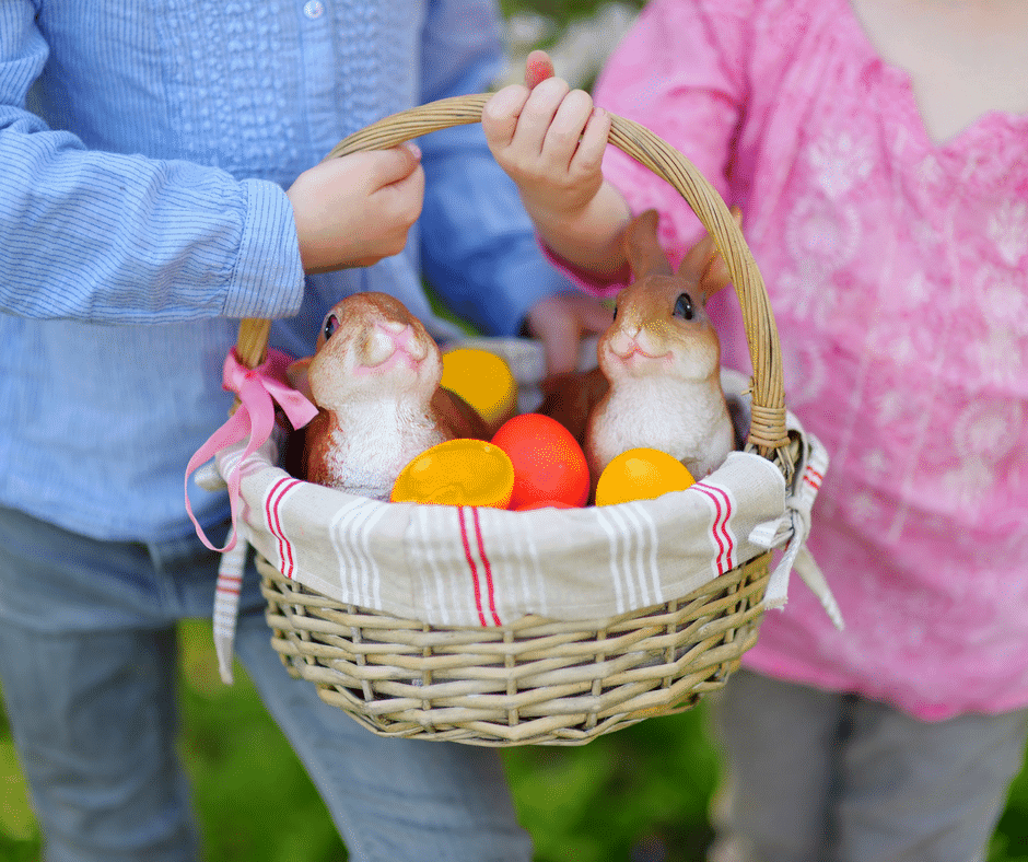 11 Ways to Fill an Easter Basket for Cheap