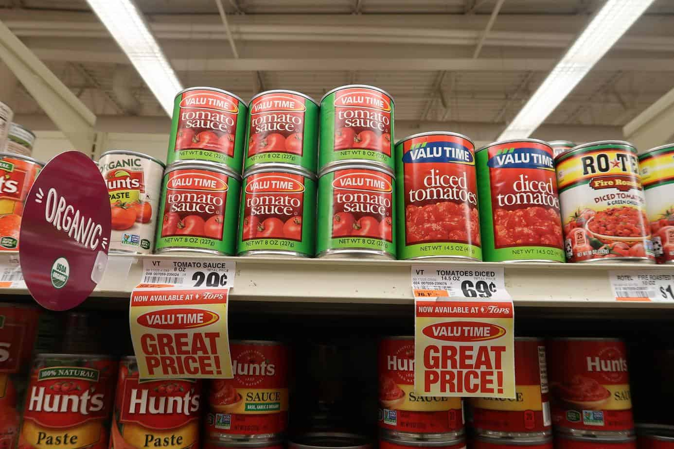 Buying Generic Is the Easiest Way to Save Money on Groceries