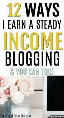 12 Tips To Help You Actually Make Money Blogging