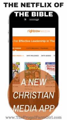 Netflix of The Bible- Best New Christian Media App