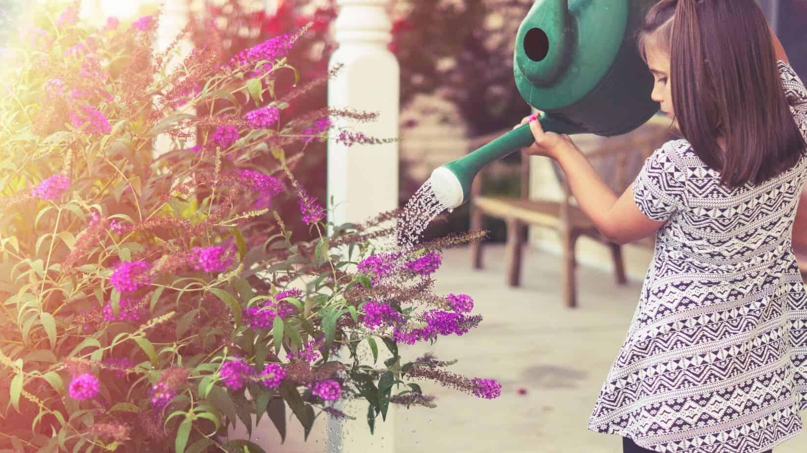 gardening fun with kids tips