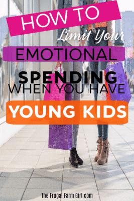 limit emotional spending