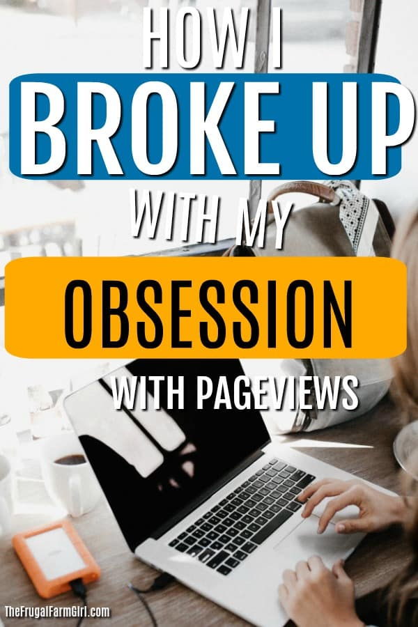 How I Broke Up With My Obsession with Page Views