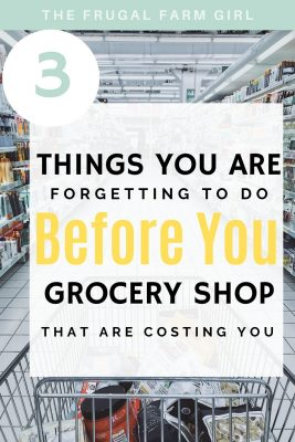 3 Ways To Save Money on Groceries Right Now