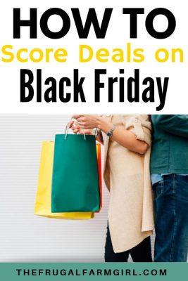 how to get best black friday deals pinterest