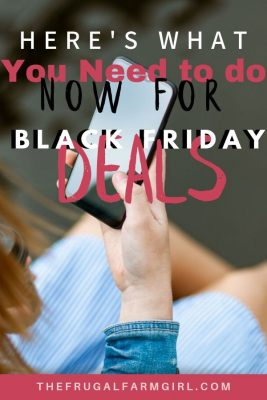 How to Get the Best Online Black Friday Deals