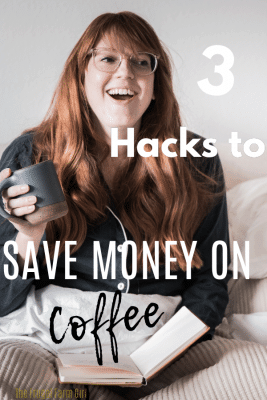 how to save money on coffee expenses