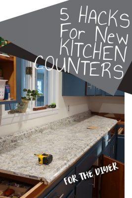 kitchen diy countertops
