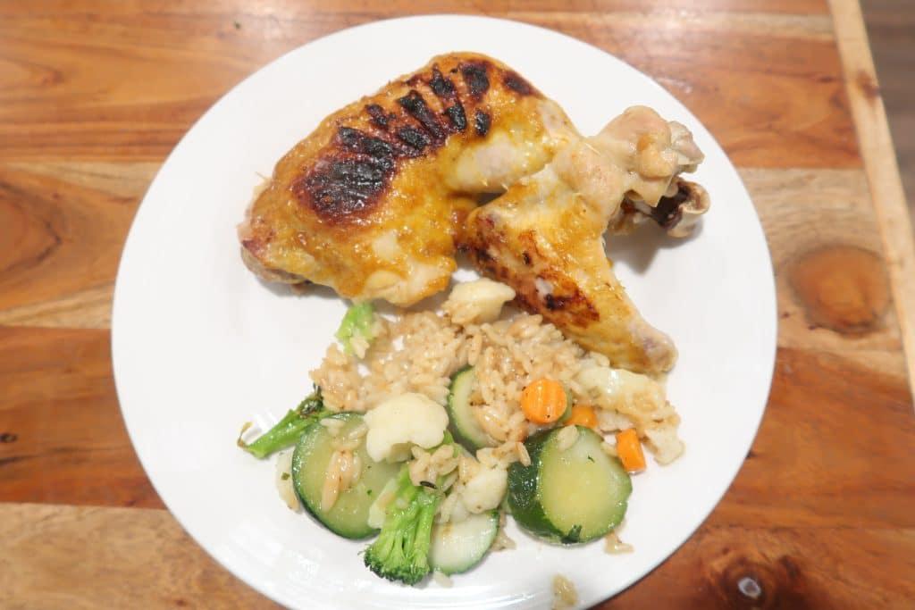 frozen chicken, ninja foodi tips