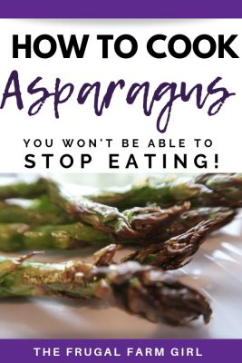 how to cook asparagus you love