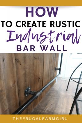 reclaimed barnwood wall