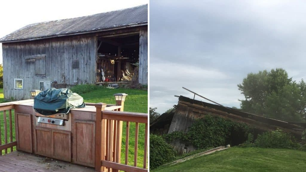 Old Barns Have History & Life Lessons to Tell