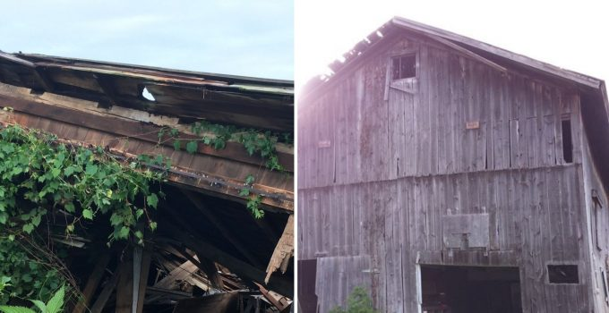 old barns histroy