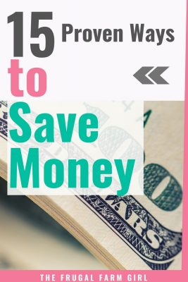 save money every day