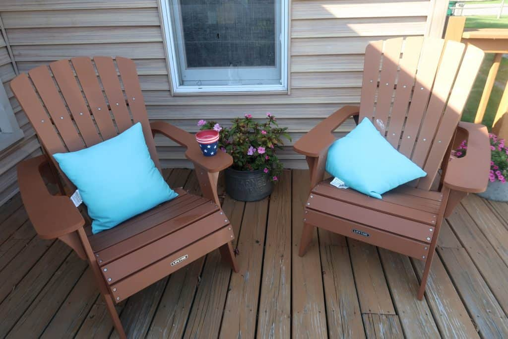 cheap ways to decorate patio