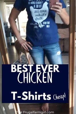best ever chicken t shirts