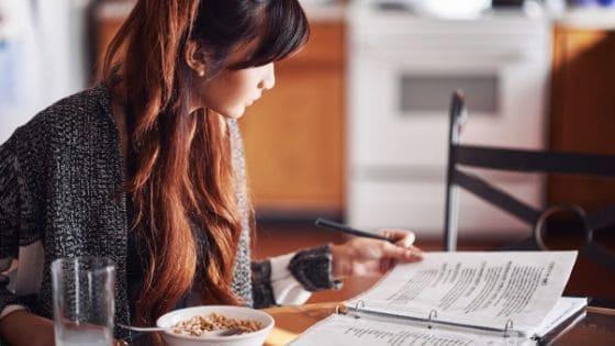 Easy Family Budget Planner