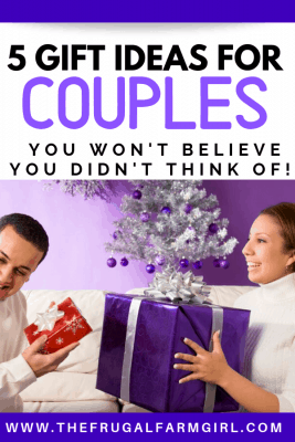 5 Practical Gifts for Couples