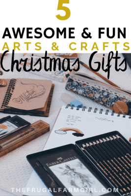 arts and crafts christmas gift ideas
