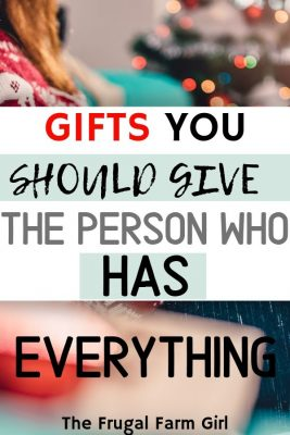gifts to give everyone on your list