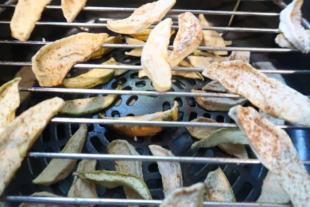 How Dried Apples Taste & Turn out in The Ninja Foodi
