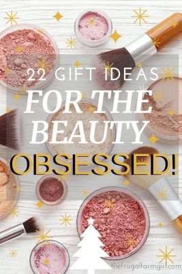 beauty and skincare gift ideas 2019
