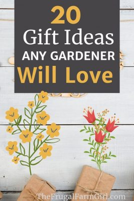 garden and outdoor living gift guide