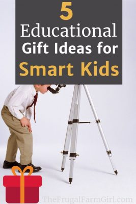 educational christmas gifts for kids