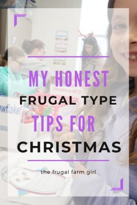 7 Unconventional Frugal Ways to Celebrate Christmas