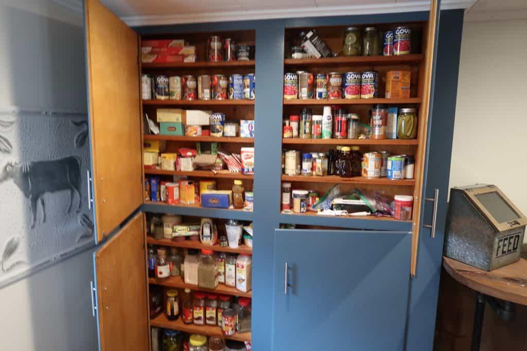 pantry item snacks