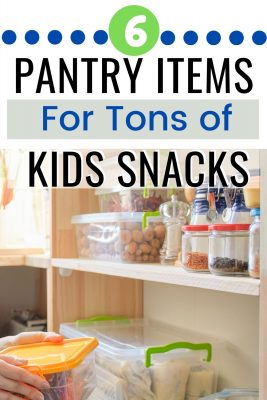Simple Snacks To Make When The Stockpile Dwindles