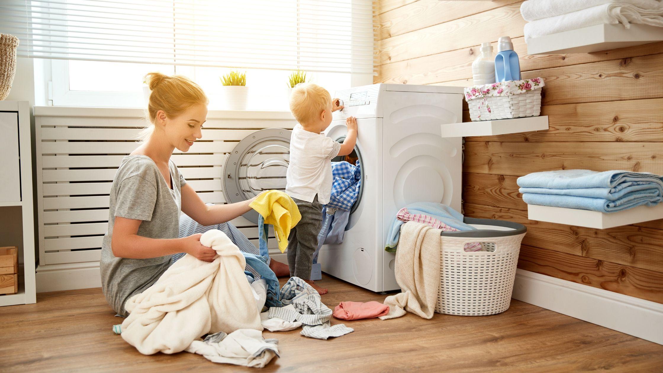 keep a house clean when you live on a farm