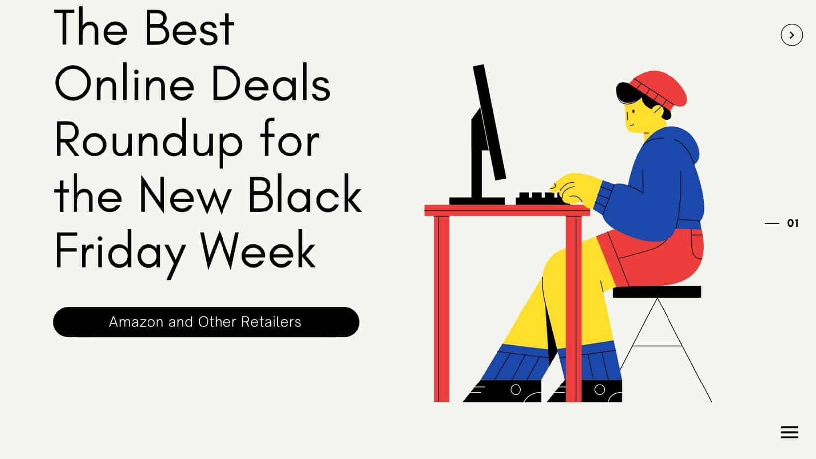 the best online deals roundup