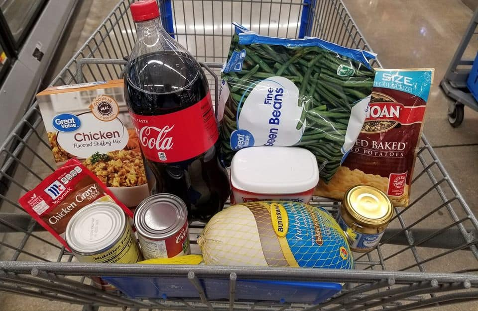 How to Get 9 FREE Thanksgiving Items at Walmart