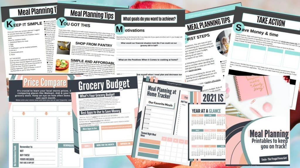 What Your Grocery Budget Should Be & How to Stop the Grocery Budget Competition